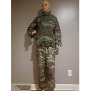 US Army X-Small Military Camoflauge Outfit